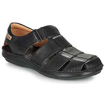 Pantofi Bărbați Sandale și Sandale cu talpă  joasă Pikolinos TARIFA 06J Negru