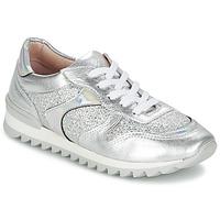 Pantofi Femei Pantofi sport Casual Unisa DALTON Argintiu / Alb