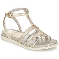 Pantofi Femei Sandale  Unisa PY Argintiu