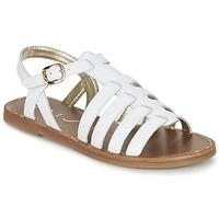 Pantofi Femei Sandale  Unisa YOLETA Alb