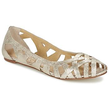 Pantofi Femei Sandale și Sandale cu talpă  joasă Jonak DERAY Platyna