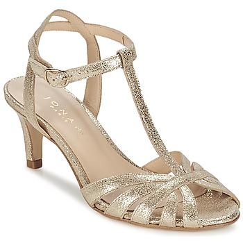 Pantofi Femei Sandale  Jonak DOLIATE Platyna