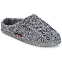 Pantofi Bărbați Papuci de casă Giesswein NEUDAU Antracit