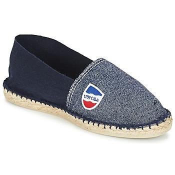 Pantofi Bărbați Espadrile 1789 Cala CLASSIQUE BICOLORE Bleumarin