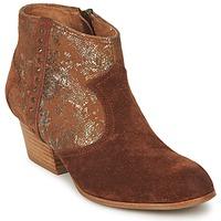 Pantofi Femei Botine Schmoove WHISPER VEGAS Maro / Glitter