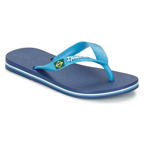 Pantofi Copii  Flip-Flops Ipanema CLASSICA BRASIL II Albastru