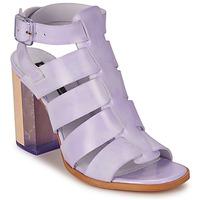 Pantofi Femei Sandale și Sandale cu talpă  joasă Miista ISABELLA Lavanda