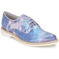 Încăltăminte Femei Pantofi Derby Miista ZOE Albastru