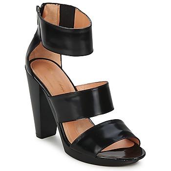 Pantofi Femei Sandale și Sandale cu talpă  joasă Robert Clergerie XIMA Negru