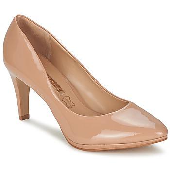 Pantofi Femei Pantofi cu toc Buffalo PIKKIMA Nude