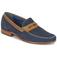 Pantofi Bărbați Mocasini Barker WILLIAM Bleumarin