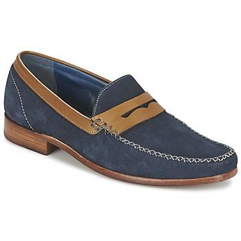 Pantofi Bărbați Mocasini Barker WILLIAM Albastru