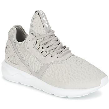 Pantofi Femei Pantofi sport Casual adidas Originals TUBULAR RUNNER W Gri
