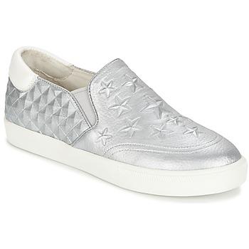 Pantofi Femei Pantofi Slip on Ash IDOL Argintiu