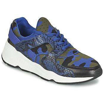 Pantofi Femei Pantofi sport Casual Ash MATRIX Albastru / Camuflaj
