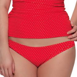 Îmbracaminte Femei Costume de baie separabile  Curvy Kate CS2705 FLAME SPOT roșu