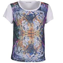 Îmbracaminte Femei Tricouri mânecă scurtă DDP PORIX Multicolor