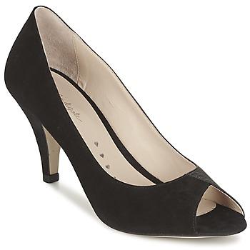 Pantofi Femei Pantofi cu toc Petite Mendigote REUNION Negru