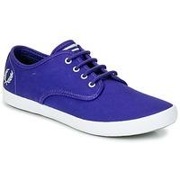 Încăltăminte Bărbați Pantofi sport Casual Fred Perry FOXX TWILL Violet