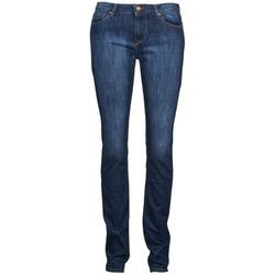 Îmbracaminte Femei Jeans drepti Acquaverde NEW GRETTA Albastru