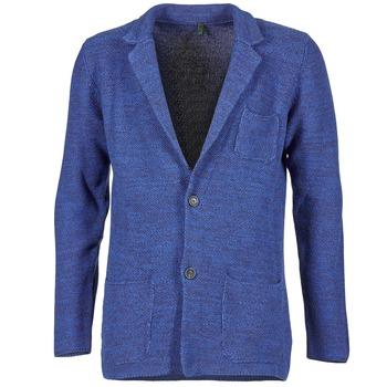 Îmbracaminte Bărbați Sacouri și Blazere Benetton BLIZINE Albastru