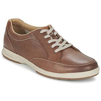 Încăltăminte Bărbați Pantofi sport Casual Clarks STAFFORD PARK5 Maro