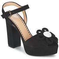Pantofi Femei Sandale  Moschino Cheap & CHIC CA1617 Negru
