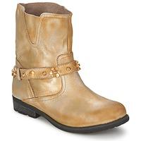 Pantofi Femei Ghete Moschino Cheap & CHIC CA21013 Auriu