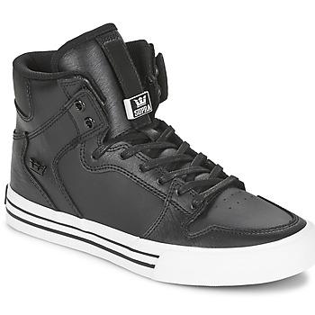 Pantofi Pantofi sport stil gheata Supra VAIDER Negru / Alb
