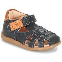 Pantofi Copii Sandale  Kavat RULLSAND Bleumarin