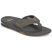 Pantofi Bărbați  Flip-Flops Reef FANNING Maro