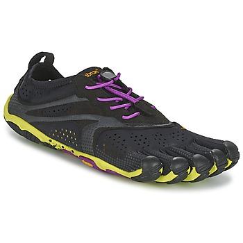 Pantofi Femei Trail și running Vibram Fivefingers BIKILA EVO 2 Negru / Galben