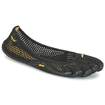 Pantofi Femei Balerin și Balerini cu curea Vibram Fivefingers VI-B Negru
