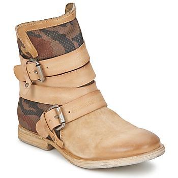 Pantofi Femei Ghete Airstep / A.S.98 TRIP METAL  nudo-militare-natural