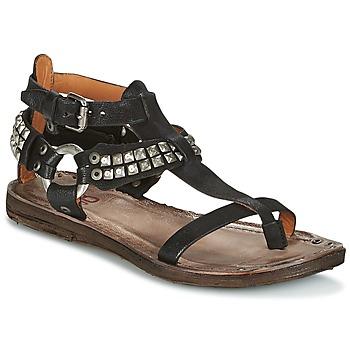 Pantofi Femei Sandale și Sandale cu talpă  joasă Airstep / A.S.98 RAME Negru