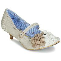 Încăltăminte Femei Pantofi cu toc Irregular Choice DAISY DAYZ Bej / Multicolor