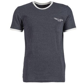 Îmbracaminte Bărbați Tricouri mânecă scurtă Teddy Smith THE TEE Antracit