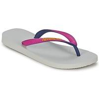 Pantofi Femei  Flip-Flops Havaianas TOP MIX Alb / Roz