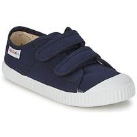 Pantofi Copii Pantofi sport Casual Victoria BLUCHER LONA DOS VELCROS Bleumarin