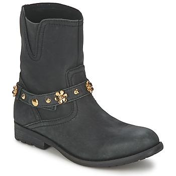 Pantofi Femei Ghete Moschino Cheap & CHIC CA21013G1ZCE Negru