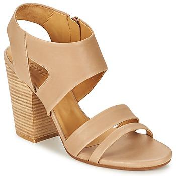 Încăltăminte Femei Sandale și Sandale cu talpă  joasă Coclico CERSEI Bej