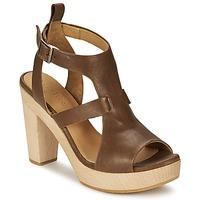 Încăltăminte Femei Sandale și Sandale cu talpă  joasă Coclico SHAE Maro