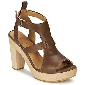 Pantofi Femei Sandale  Coclico SHAE Maro