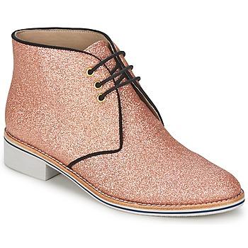Pantofi Femei Ghete C.Petula STELLA Roz