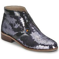 Încăltăminte Femei Pantofi Derby C.Petula PEGASE Argintiu