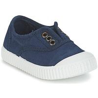 Încăltăminte Copii Pantofi sport Casual Victoria INGLESA LONA TINTADA Bleumarin