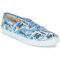 Pantofi Pantofi sport Casual Victoria INGLES PALMERAS Albastru