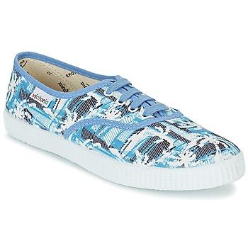 Încăltăminte Pantofi sport Casual Victoria INGLES PALMERAS Albastru