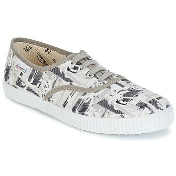 Încăltăminte Pantofi sport Casual Victoria INGLES PALMERAS Bej