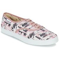 Pantofi Femei Pantofi sport Casual Victoria INGLES PALMERAS Roz
